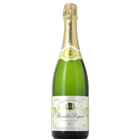 Bouteille Champagne avec 204